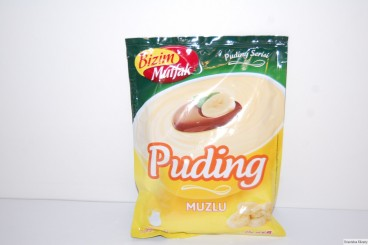 Puding bananowy 125g
