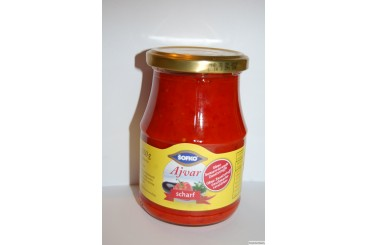 Ajvar ostry Sofko 350g
