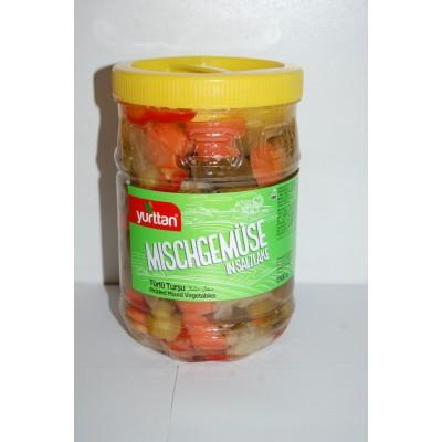Yurttan sałatka warzywna 1500g